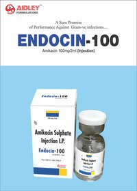 Amikacin 100 mg Injection