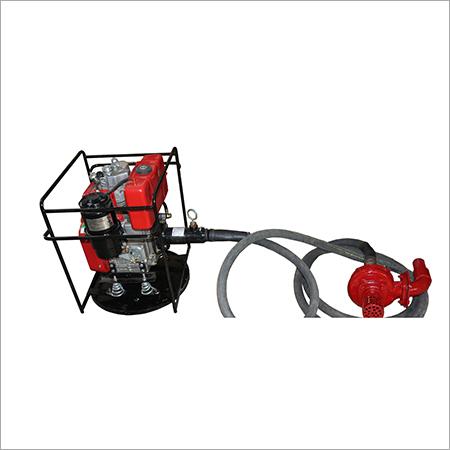 Flexible Shaft Driven Pump and Axial Flow Pump