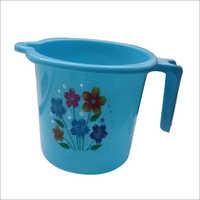 Floral Printed  Plastic Mug