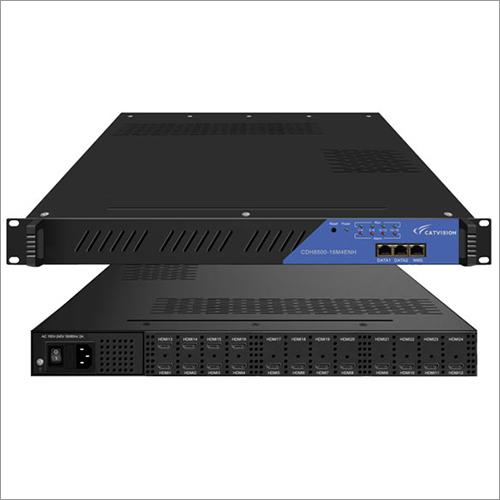 Encoder - 12-Input HDMI MPEG4 AVC-H.264 HD - IP Output CDH8500-12M4ENH