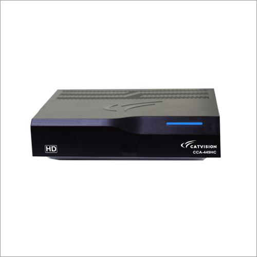 DVB-C MPEG4 HD Set Top Box CCA-449HC (Ali 3711 8x128MB)