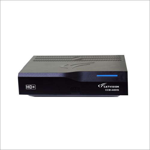 DVB-C MPEG4 HD Set Top Box CCM-448HS-HSW (Montage M88CC6000T 8X128 MB)