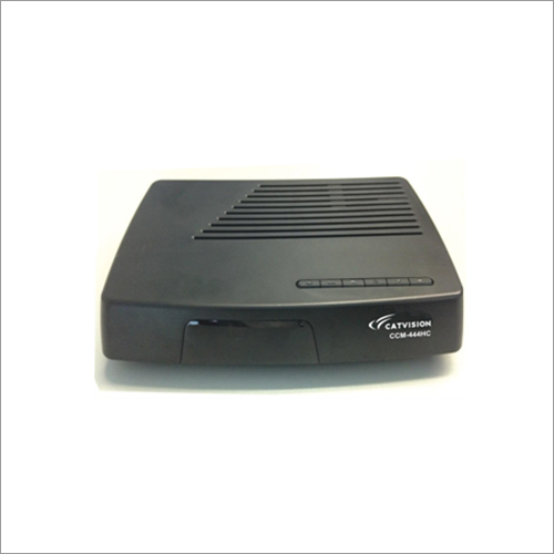 DVB-C MPEG4 HD Set Top Box CCM-444HC (Montage M88CC6000-QT00 8X128 MB)