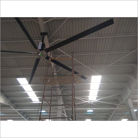 Hvls Fan for Auto Service Station