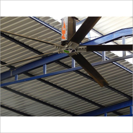 HVLS Fan For Dairy Farm