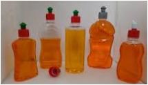 PET Dish Wash Bottle