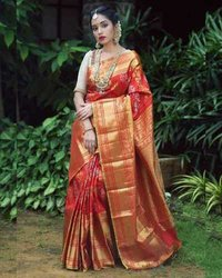 Ladies Pure Silk Saree