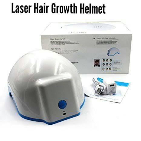 Laser Hair Growth Helmet