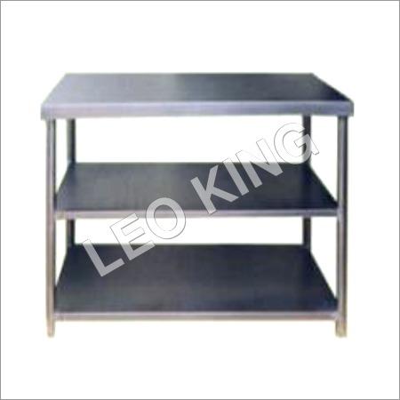 Kitchen Steel Working Table