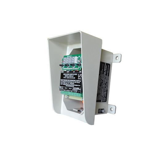Belt Misalignment Sensor for Bucket Elevator