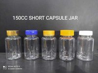 150CC SHORT CAPSULE JAR