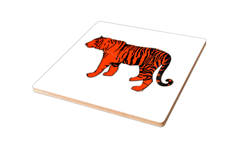 Kidken Tiger Puzzle For 3 Year Old Kids And Above