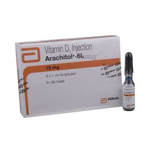 Cholecalciferol Vitamin D3 Injection