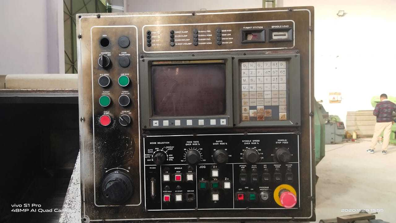 Ace Micromatic Jobber XL 2002 Model CNC Lathe Machine for Sale 2 nos