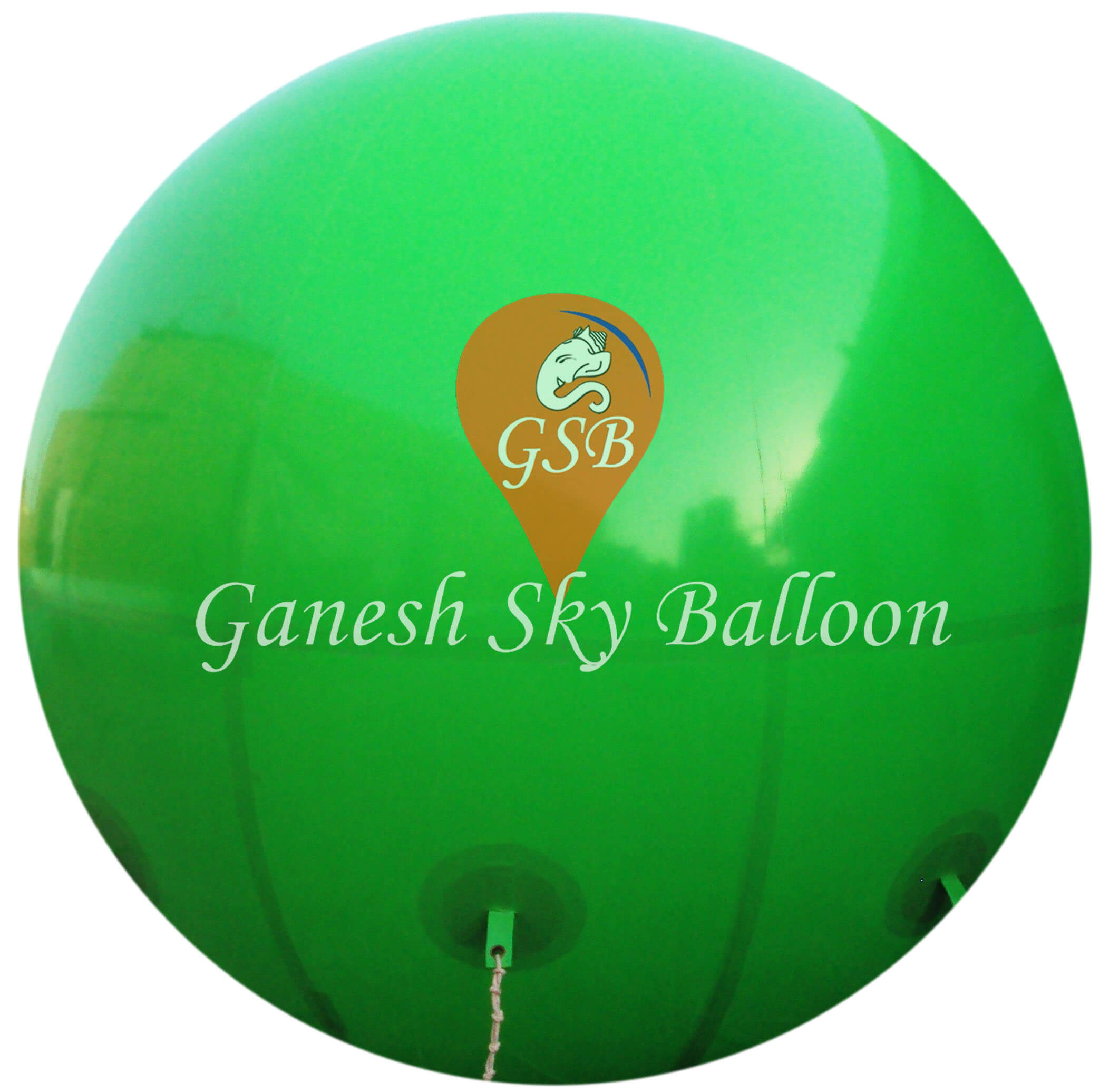 International Advertising Sky Balloons