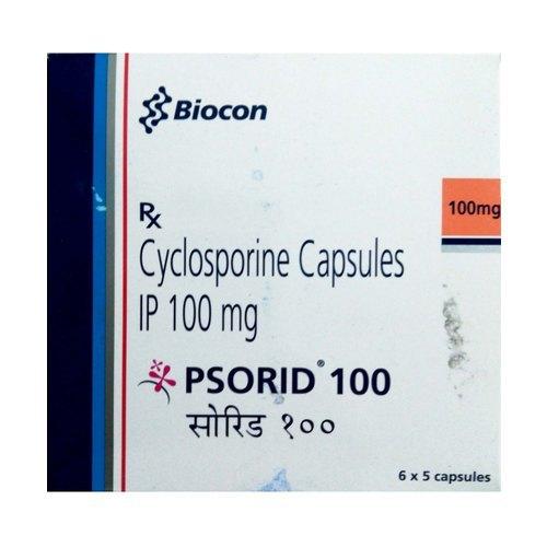 Cyclosporine Capsules