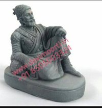 Marble Veer Shiva Ji Statue