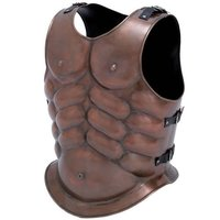 Copper Finish Muscle Armor