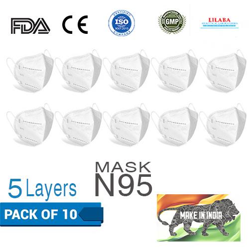 N95 Mask-Reusable