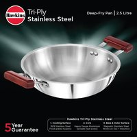 Hawkins Stainless steel Triply Cookware