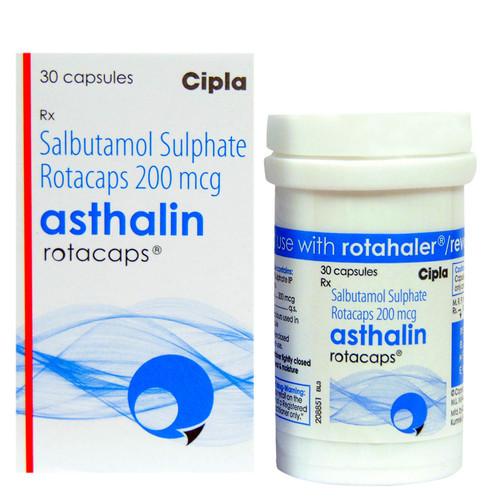 Salbutamol Sulphate Rotacaps