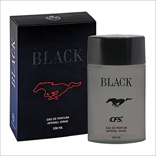 Black Eau De Parfum Apparel Spray