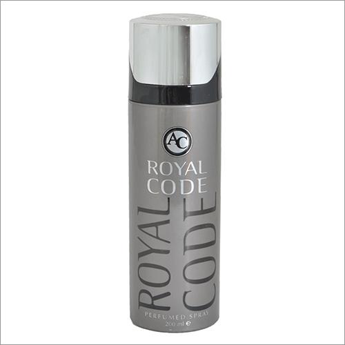 Royal Code Perfumed Spray