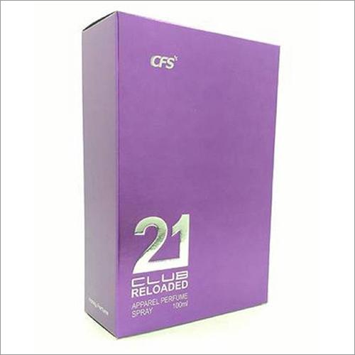 21 Club Reloaded Apparel Perfume Spray