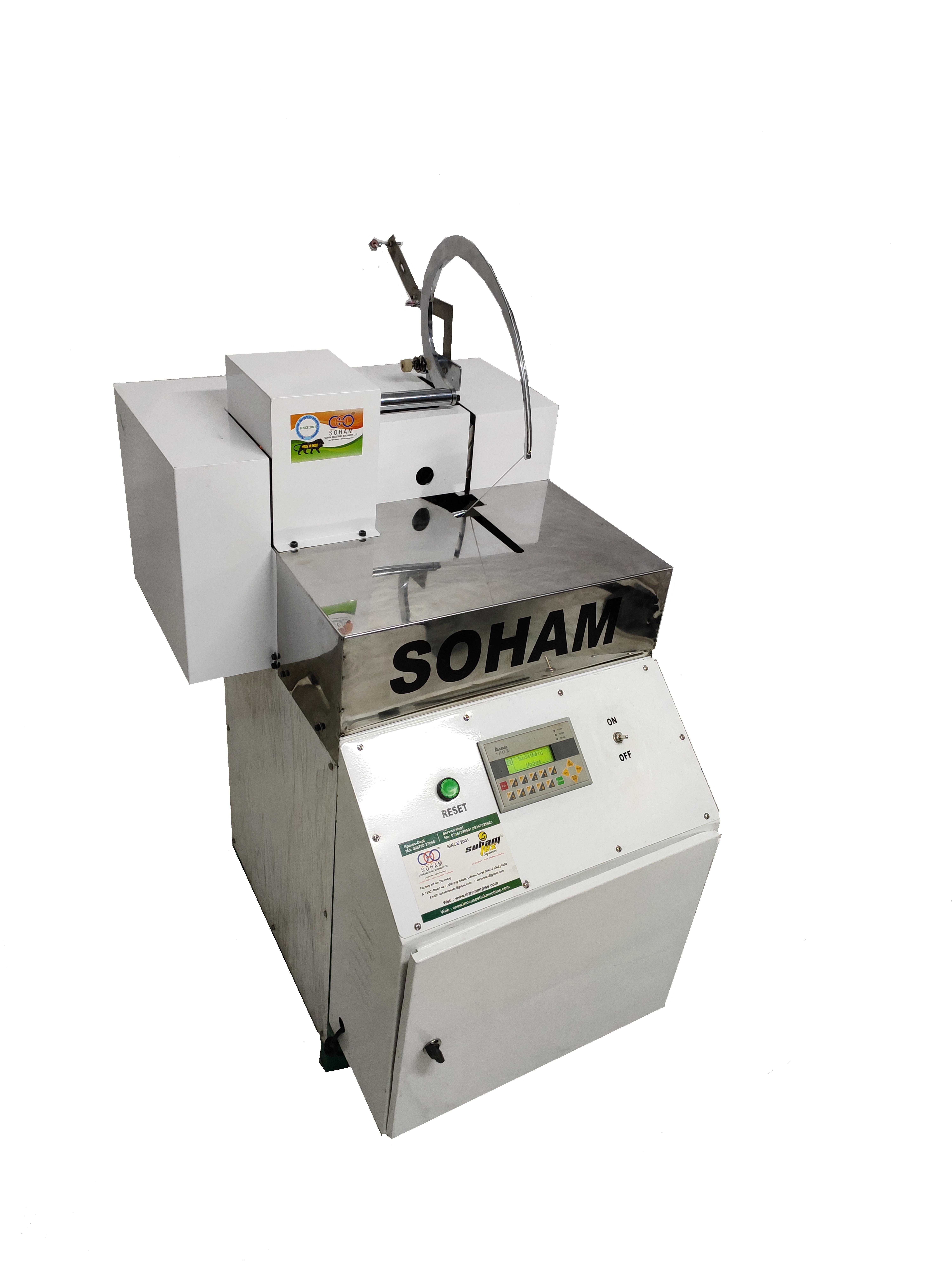 Automatic Incense Bundling Machine