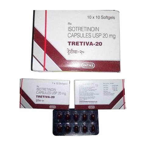 Isotretinoin Soft Capsule