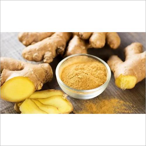 Organic Dried Ginger Powder
