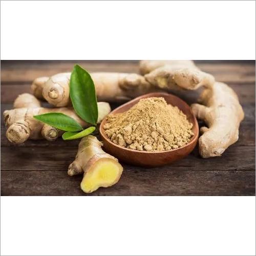 Fresh Dried Ginger Powder