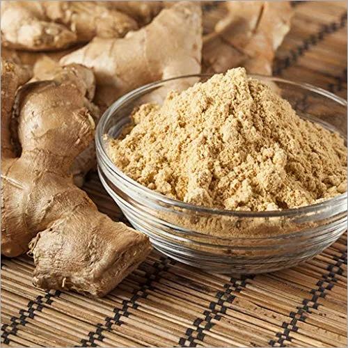 Fresh Dry Ginger Powder