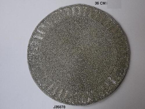 Glass Bead Table Mat