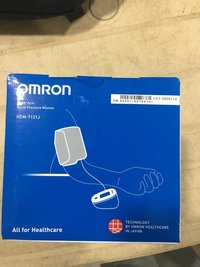 OMRON  BLOOD PRESSURE MONITER