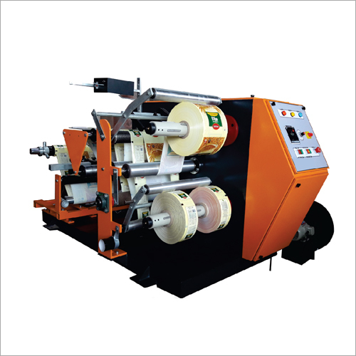 Industrial Narrow Web Slitting Machine