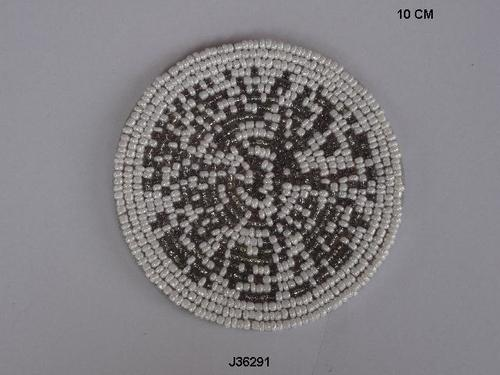Glass Bead Coasters