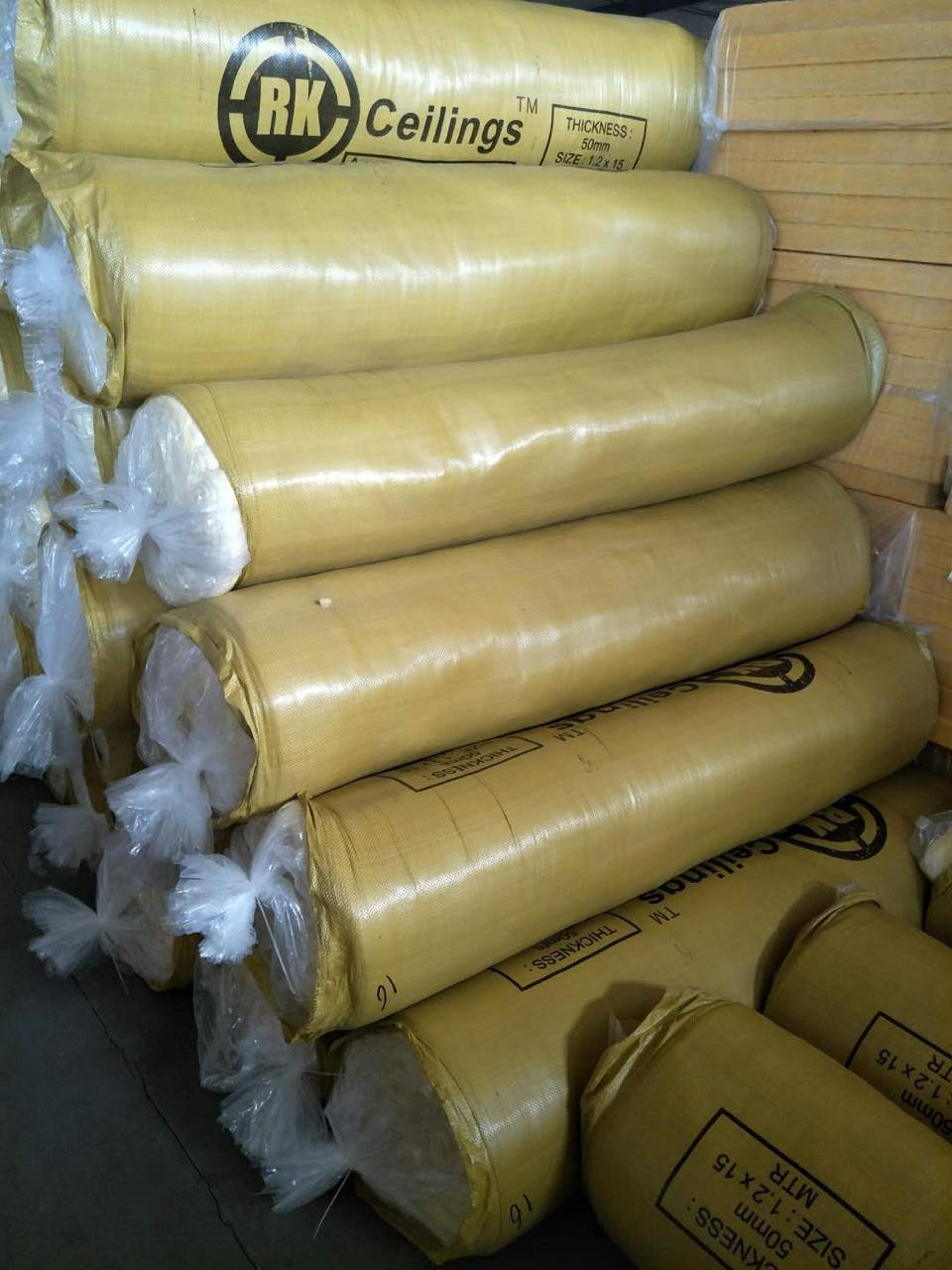 Acoustic Glass Wool