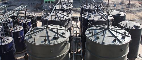 FRP Tanks-Vessels