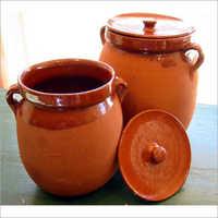 Clay Pot Vase