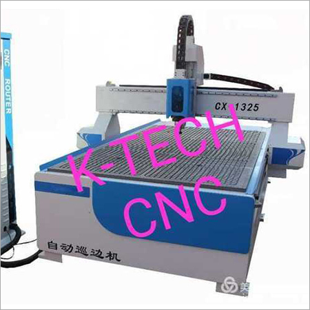 Automatic 3D Wood Carving Machine