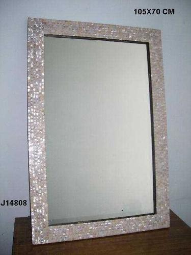 Mirror Frame Mother Of Peral Inlay