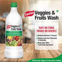 Saafoo Veggies And Fruit Wash