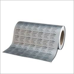 PHARMACEUTICAL PRINTING AND LABELING POLY FOIL  SINGLE COLOR