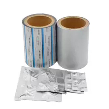 PHARMACEUTICAL PRINTING AND LABELINGPOLY FOIL TRIPLE OR MULTI COLOR