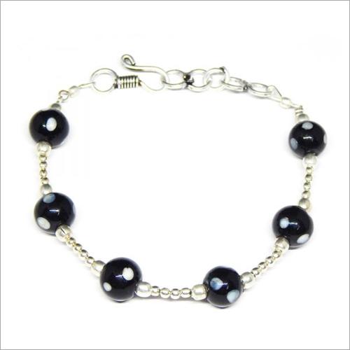 Glass Lampwork Beads Bracelet