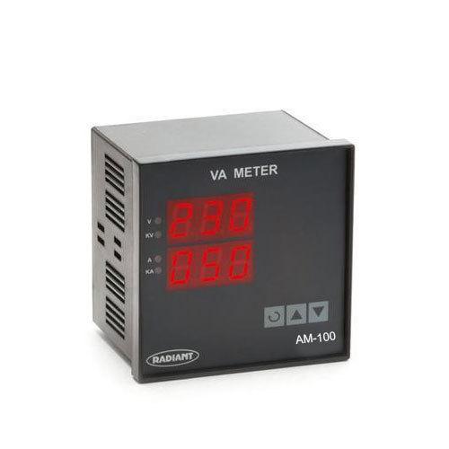 Single Phase AMP Volt Meter