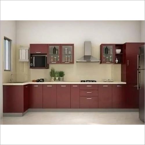 Fancy Modular Kitchen