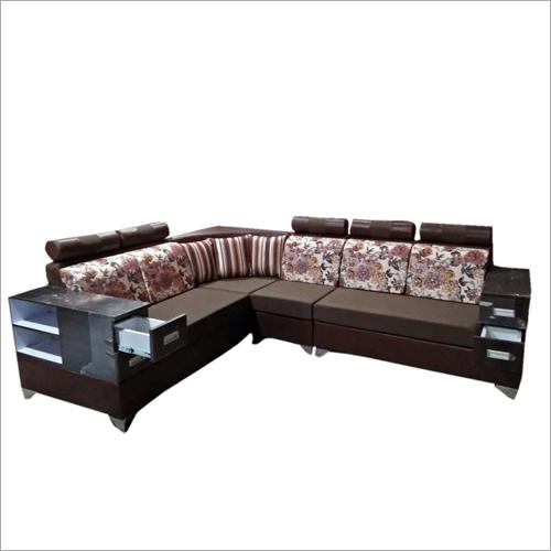 V Shape Sofa Set