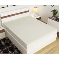 Wooden White Bed